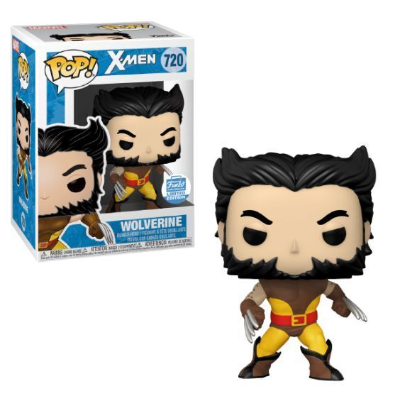 Funko Pop! X-Men - Wolverine (Funko)