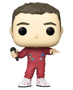 Funko POP! Rocks: Logic