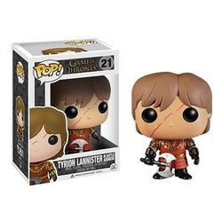 Funko Pop Game Of Thrones - Tyrion Lannister In Battle Armor