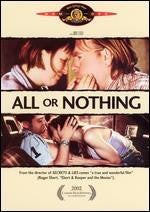 All Or Nothing DVD : Pre-Owned DVD - Yellow Dog Discs