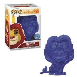 Funko Pop! Disney: The Lion King - Mufasa (PIAB)