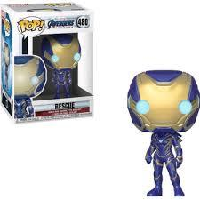 Funko Pop Marvel: Avengers Endgame - Rescue