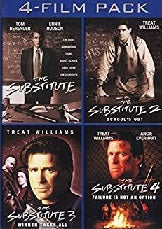 The Substitute 4 Film Pack