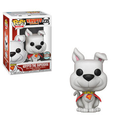 Funko Pop! Heroes - DC - Krypto - Specialty Series