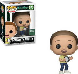 Funko Pop Animation: Schwifty Morty (Barnes & Noble)
