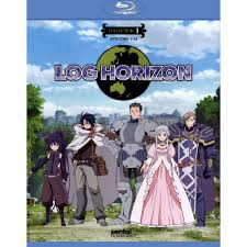 Log Horizon Collection 1