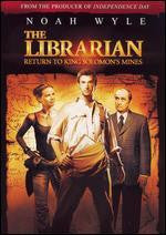 Librarian: Return To King Solomon's Mines