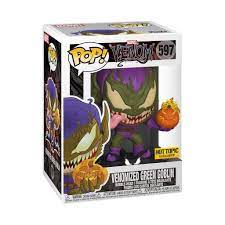 Funko Pop! Marvel: Venom - Venomized Green Goblin (HotTopic)