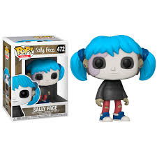 Funko Pop Games: Sally Face - Sally Face