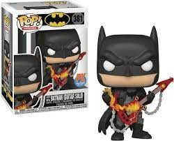 Funko Pop! Heroes: Death Metal Batman (Guitar Solo) (PX)