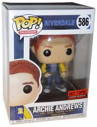 Funko Pop! Riverdale - Archie Andrews - Hot Topic Exclusive - Pre-release