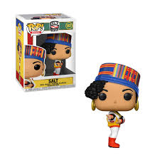 Funko Pop Rocks: Salt N Pepa - Salt