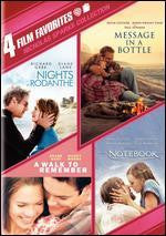 4 Film Favorites: Nicholas Sparks Collection DVD : Pre-Owned DVD - Yellow Dog Discs