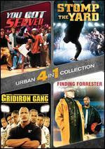 4 In 1 Urban Collecton DVD : Pre-Owned DVD - Yellow Dog Discs