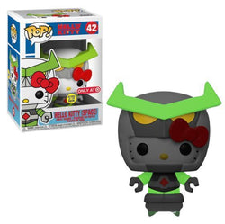 Funko Pop Hello Kitty: Hello Kitty (Space) (GITD) (Target)
