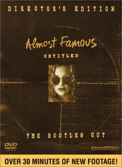 Almost Famous [Director's Edition] DVD : Pre-Owned DVD - Yellow Dog Discs