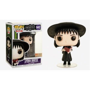 Funko Pop Movies: Beetlejuice - Lydia Deetz (Box Lunch)