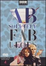 Absolutely Fabulous Series 4 DVD : Pre-Owned DVD - Yellow Dog Discs