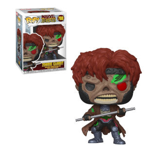 Funko Pop! Marvel: Marvel Zombies- Gambit