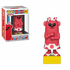 Funko Pop! Ad Icons: Otter Pops - Strawberry Short Kook