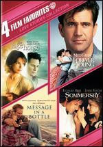 4 Film Favorites: Love Stories Collection DVD : Pre-Owned DVD - Yellow Dog Discs