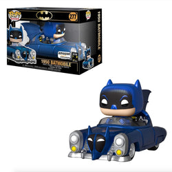 Funko Pop Rides Heroes: Batman 80 Years - 1950 Batmobile (Blue Metallic) (Amazon)