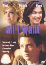 All I Want DVD : Pre-Owned DVD - Yellow Dog Discs