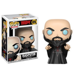 Funko Pop! Comics: Hellboy - Rasputin