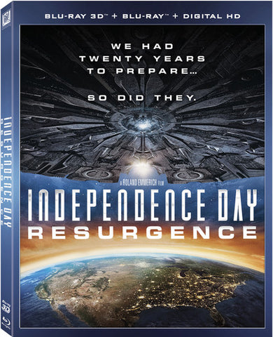 Independence Day Resurgence (3D)