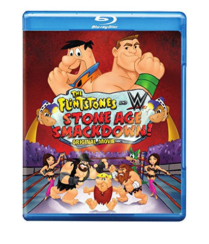 Flintstones And WWE: Stone Age Smackdown