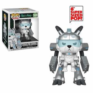 Funko Pop! Animation: Rick and Morty - Exoskeleton Snowball