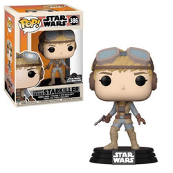Funko Pop! Star Wars: Concept Series: Starkiller (2020 Galactic Convention)