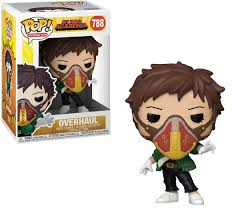 Copy of Funko Pop Animation: My Hero Academia - Overhaul