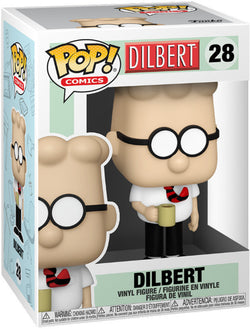 Funko Pop! Comics: Dilbert