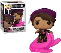 Funko Pop Games: Critical Role Vox Machina - Scanlan Shorthalt