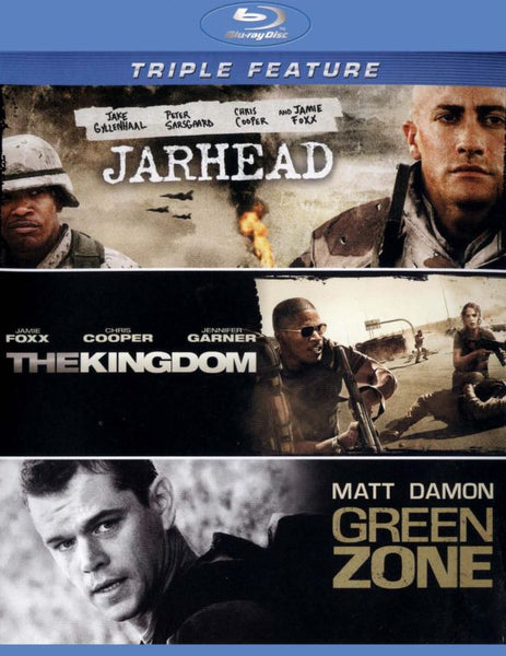 Jarhead / The Kingdom / Green Zone