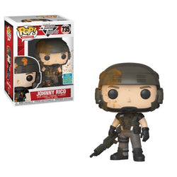 Funko Pop Movies: Starship Troopers - Johnny Rico (Muddy) (Summer Convention)