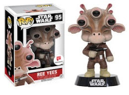 Funko Pop Star Wars - Ree Yees (Walgreens)