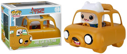 Funko Pop Rides: Adventure Time - Jake Car with Finn