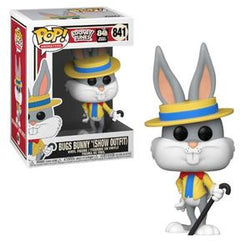 Funko Pop Animation: Bugs Bunny - Bugs (Show Outfit)