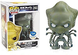 Funko Pop Movies: Independence Day - Alien (Grey) (FYE)