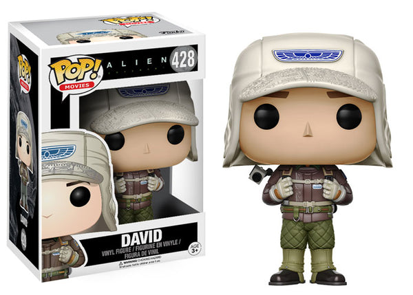Funko Pop Movies: Alien - David