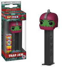 Funko Pez: Master Of The Universe - Trap Jaw