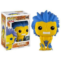 Funko Pop Games: Street Fighter - Blanka (Hyper Fighting) (Think Geek)