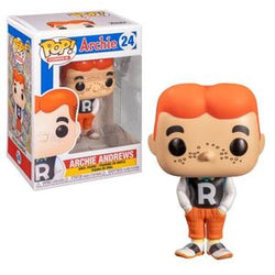 Funko Pop Comics: Archie - Archie Andrews