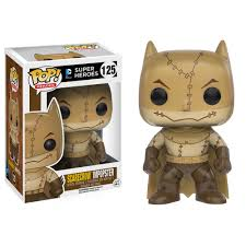 Funko Pop Heroes: DC Super Heroes - Scarecrow (Impopster)