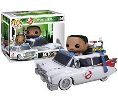 Funko Pop! Ghostbusters: Ecto-1 with Winston Zeddemore