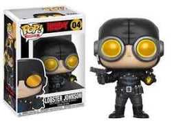 Funko Pop! Hellboy: Lobster Johnson
