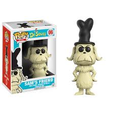 Funko Pop! Dr. Seuss: Sam's Friend