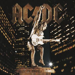 AC/DC Stiff Upper Lip (180 Gram) : New Vinyl - Yellow Dog Discs
